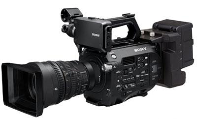 索尼PXW-FS7超清数字4K摄影机租赁出租